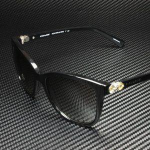 COACH Black 54mm Sunglasses